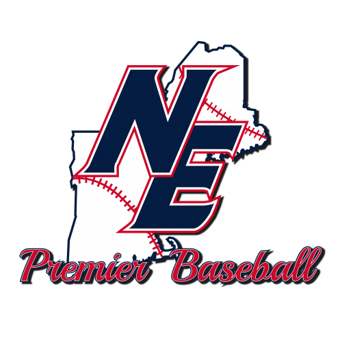 New England Premier Logo Seams Square