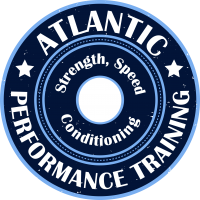 aTLATNIC PERFORMACNE LOGO